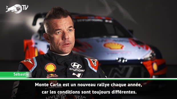 WRC - Loeb - 'Il faut beaucoup anticiper à Monte Carlo'