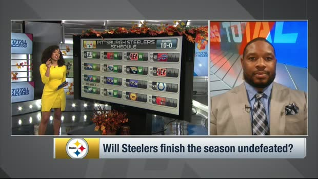MJD predicts Steelers will finish the season 16-0