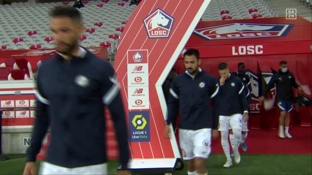 Ligue 1: Lille - Montpellier | DAZN Highlights