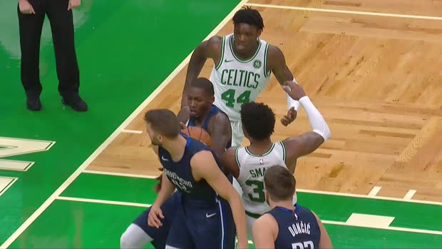 Assist of the Night: Marcus Smart