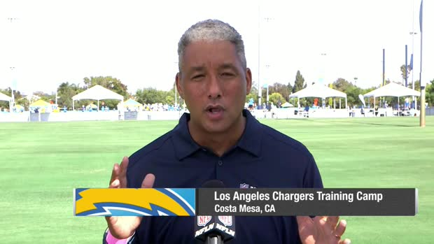 Steve Wyche: Chargers hold 'dress rehearsal' for Mondays full-pad practice