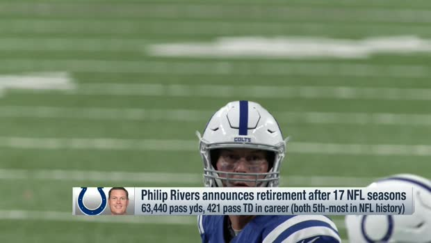 Is Philip Rivers a Hall of Famer? Jim Trotter weighs in