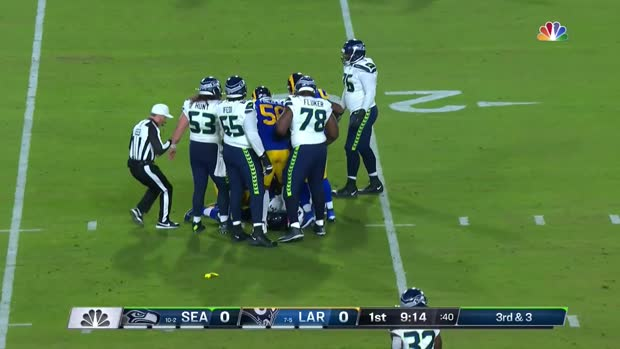 Seahawks vs. Rams highlights | Week 14