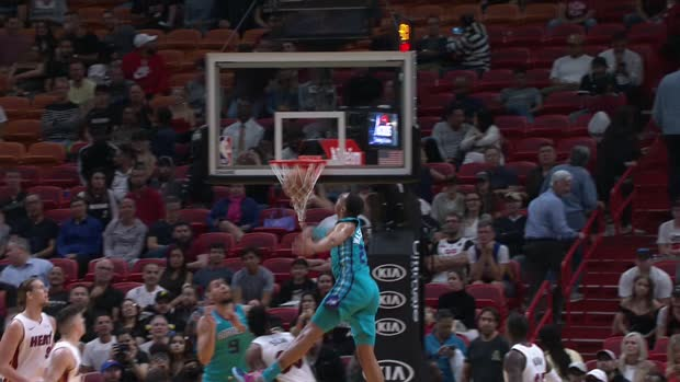 Dunk of the Night: P.J. Washington