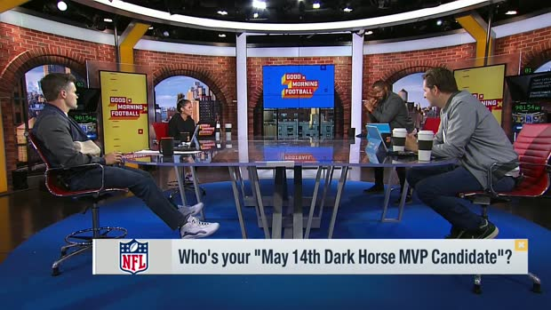 Way too early 'dark horse MVP candidates' for 2021 'GMFB'