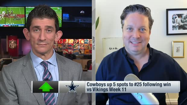 Hanzus: Cowboys have a chance of winning NFC East