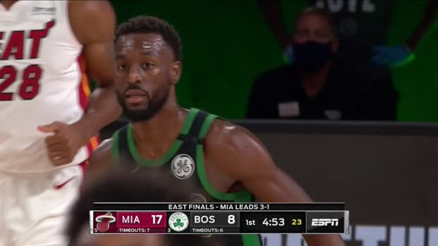 WSC: Daniel Theis scores 15 points vs. Heat