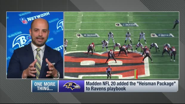 NFL Network's Mike Garafolo: Fastest Baltimore Raven this season is neither quarterback Lamar Jackson nor rookie wide receiver Marquise 'Hollywood' Brown