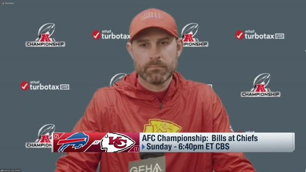 Henne shares how he and Mahomes are preparing for AFC championship