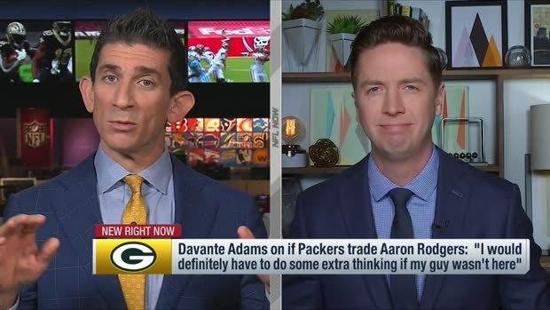 Pelissero offers update on where Davante Adams, Packers stand in 2021, beyond