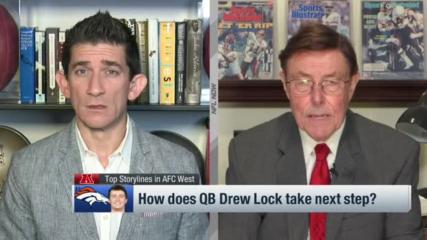 Casserly: Drew Lock must build on footwork improvements in 2020