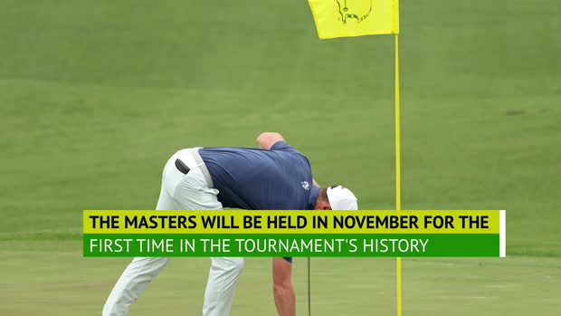 5 Storylines ahead of The Masters