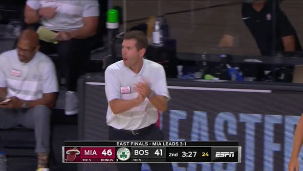 WSC: Jayson Tatum scores 31 points vs. Heat