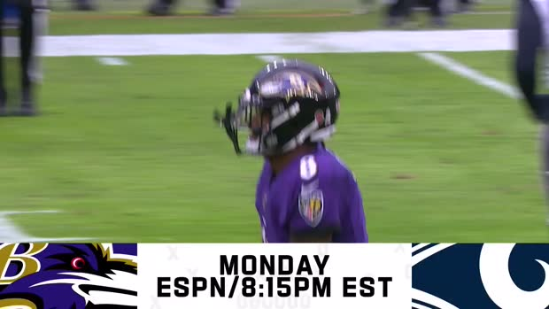 Ravens vs. Rams preview | Week 12