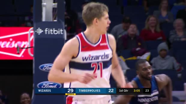 WSC: Moritz Wagner with 30 Points vs. Minnesota Timberwolves