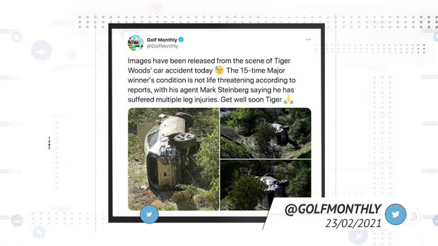 Socialeyesed - Sporting world reacts to Tiger Woods' car crash