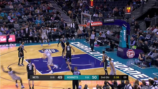 GAME RECAP: Nets 111, Hornets 104