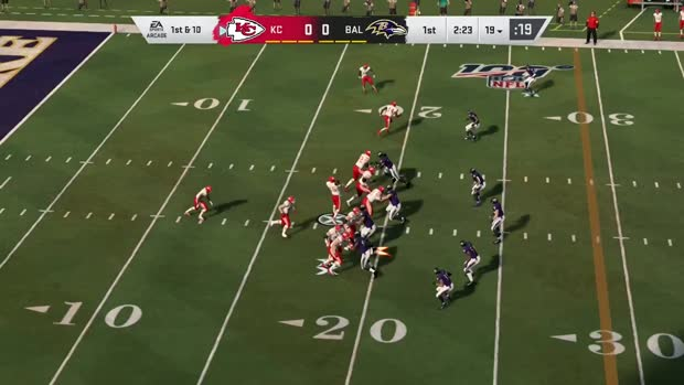 Kansas City Chiefs vs. Baltimore Ravens 'Madden 20' simulation | Week 3 preview