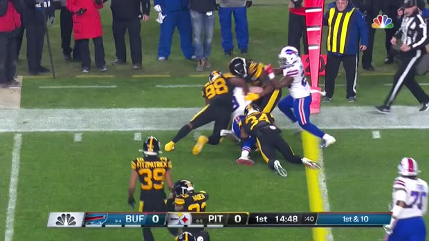 Bills vs. Steelers highlights | Week 15