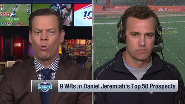 NFL Network's Daniel Jeremiah compares wide receiver CeeDee Lamb to Houston Texans wide receiver DeAndre Hopkins