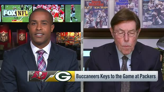 Casserly's keys to victory for Bucs vs. Packers