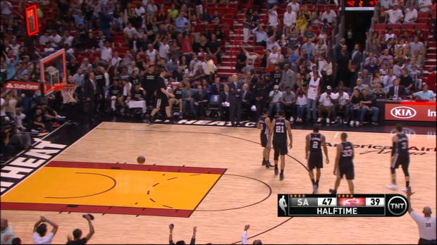 Play of the Day: Mario Chalmers