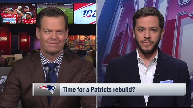 NFL Network's Gregg Rosenthal: Expect 'a lot' of roster turnover in New England during 2020 offseason