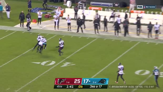Can't-Miss Play: D.J. Moore hauls in 42-yard heave between three defenders