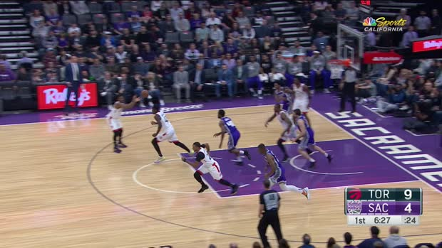 GAME RECAP: Raptors 118, Kings 113