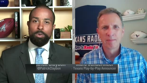 Marc Vandermeer explains how Texans will continue offensive success without Hopkins