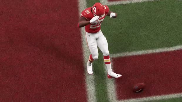 'Madden NFL 20' First Look: Clyde Edwards-Helaire on the Kansas City Chiefs