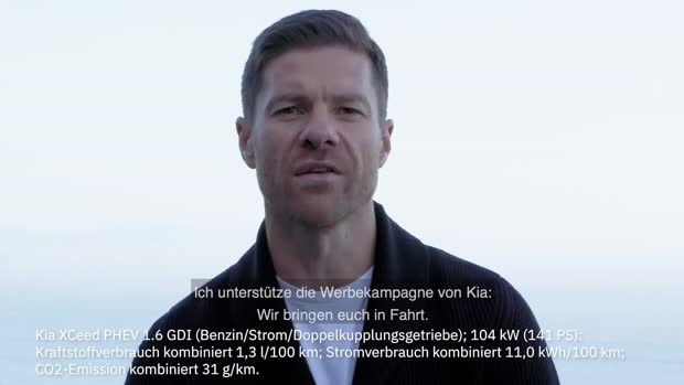 Kia Charge Up with Xabi Alonso & the Brotatos