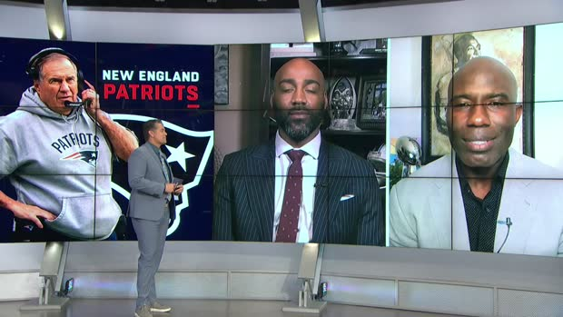 Terrell Davis, DeAngelo Hall assess Patriots' 2021 outlook