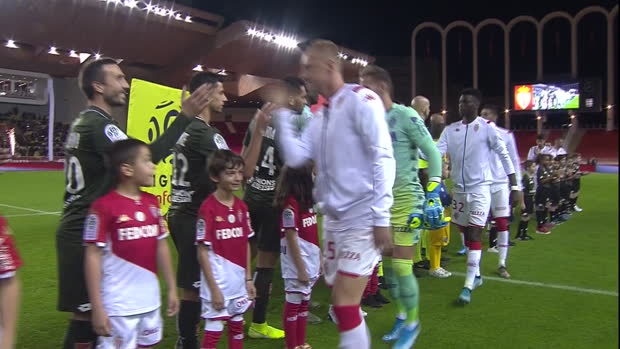 Ligue 1: AS Monaco - Dijon | DAZN Highlights