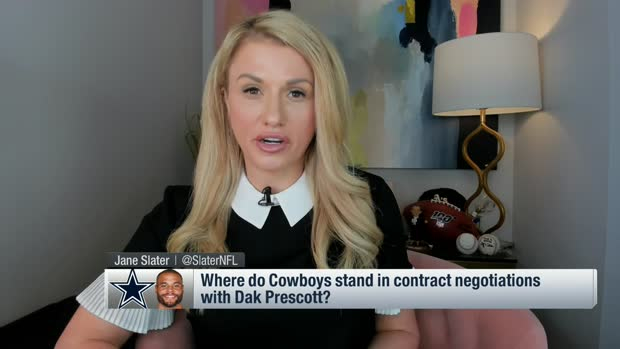Slater: Where league sources rank Dak Prescott among current QB1s