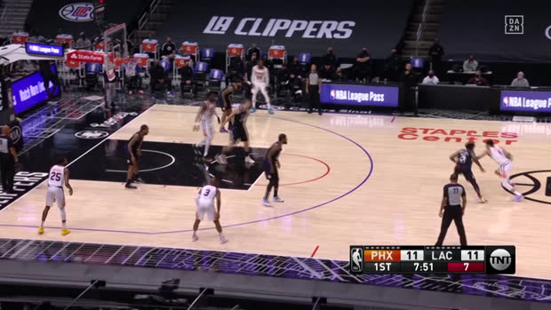 NBA: Suns @ Clippers | DAZN Highlights