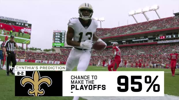 Game Theory: Every NFL team's chance to make playoffs as of Week 12