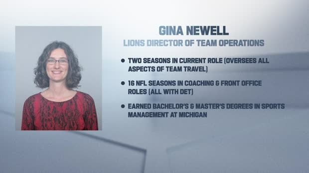 Women's History Month: Gina Newell