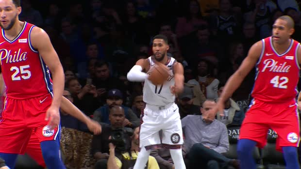 Dunk of the Night: Spencer Dinwiddie