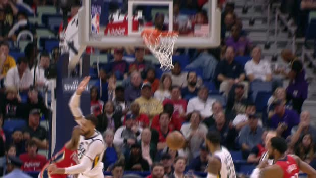 Dunk of the Night: Brandon Ingram