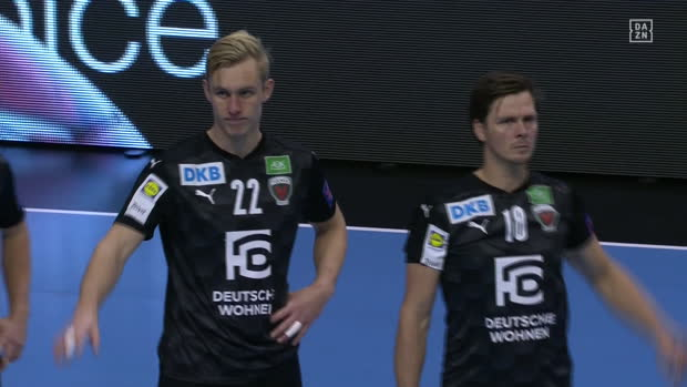 EHF European League: Berlin - Kristianstad | DAZN Highlights