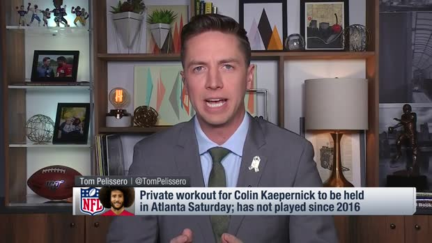 NFL Network's Tom Pelissero breaks down NFL's private workout for quarterback Colin Kaepernick
