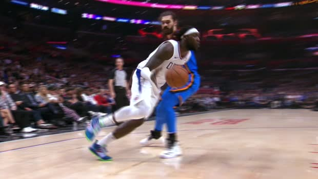Dunk of the Night: Montrezl Harrell