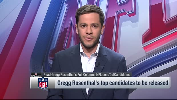 NFL Network's Gregg Rosenthal explains his top roster cut candidates for 2020 offseason