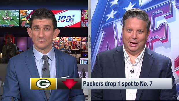 Dan Hanzus: Why Green Bay Packers are down one spot in Week 15 Power Rankings