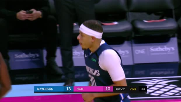 WSC: Seth Curry 37 points vs the Heat