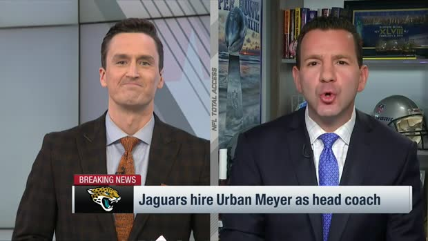 Rapoport explores potential GM options for Urban Meyer in Jacksonville