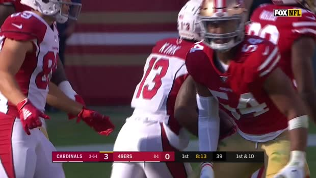 Kyler Murray's most explosive plays vs. 49ers | Week 11