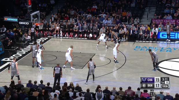 GAME RECAP: Nets 101, Hornets 91