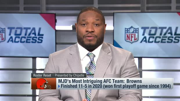 Jones-Drew: Browns are 'scariest team in the AFC right now'